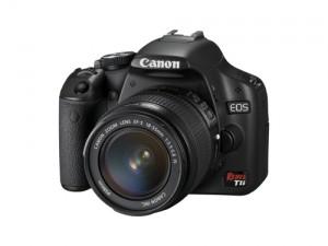 Canon EOS Rebel T1i DSLR
