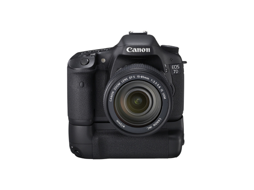 Canon EOS 7D With Wireless File Transmitter