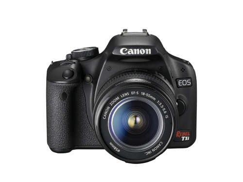 Canon EOS Rebel T1i DSLR Camera