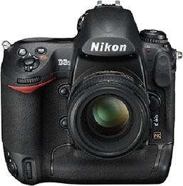 Nikon D3S Digital SLR Camera