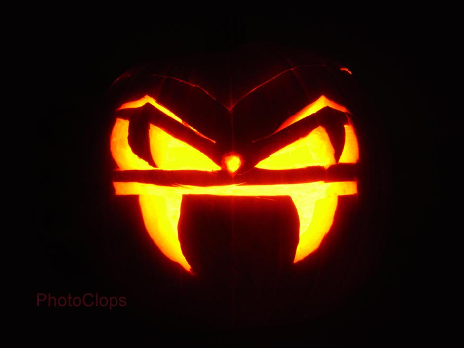 Fang Jack O' Lantern