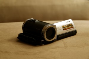 Sony HDR-CX100 Handycam Camcorder