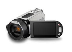 Samsung HMX-H100 HD Camcorder