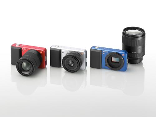 PMA 2010 Sony Compact Cameras