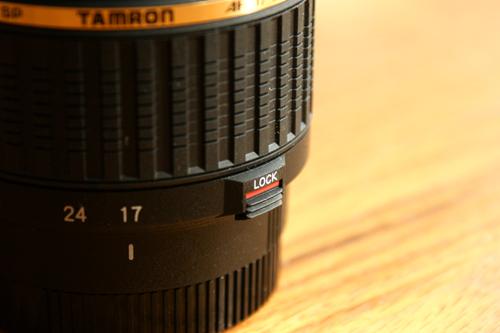 Tamron AF17-50mm f/2.8 Di-II LD Aspherical Lens Zoom Lock