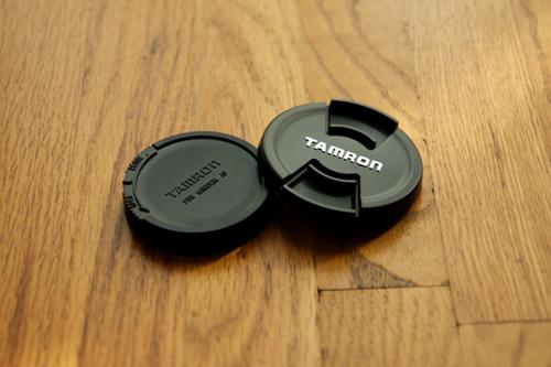Tamron A16S Lens Caps